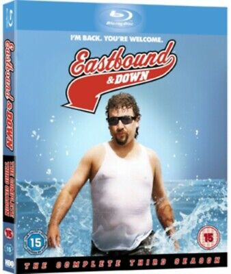 NEW Eastbound And Down Season 3 Blu-Ray • 11.11£