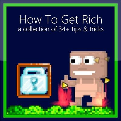 $ CDN6 • Buy How To Get Rich In Growtopia - By MatSa_Store