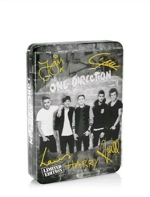 £10.07 • Buy NEW One Direction Midnight Memories Make Up Collection In Tin Cosmetics Gift Set