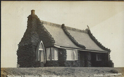 SNETTISHAM( Norfolk) : The Queen's Bungalow, Snettisham  RP-EWER • 6.50£