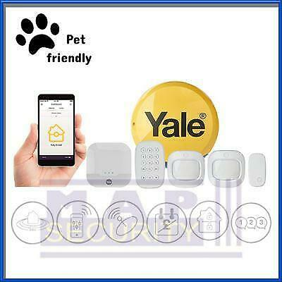 Yale Ia-320-pf Sync Pet Friendly Family Alarm,full App Control * New * • 319.99£