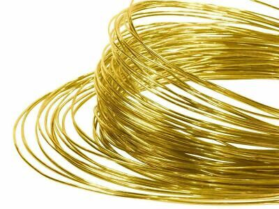 £6.50 • Buy 9ct Gold Solder Wire 0.38mm Diameter Assay Quality .375