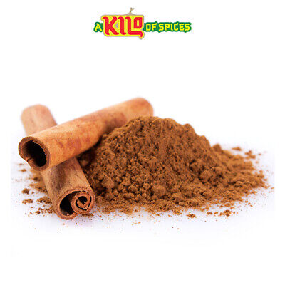 £3.73 • Buy Cinnamon Cassia Ground Powder PURE A* Quality Special Offer Free P&P 100g - 10kg