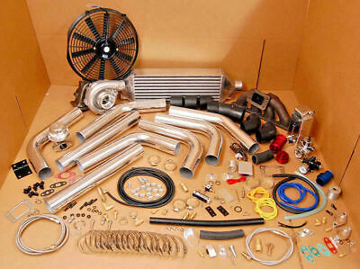 AU1833.80 • Buy Mitsubishi Dodge DSM 3g 00-05 4g64 2.4L Turbo Kit 2000 - 2005 AWD 2.4 SOHC T3 Ss