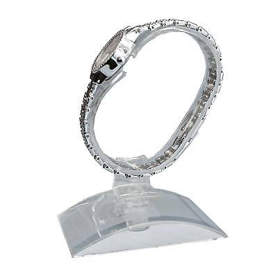 £19.99 • Buy Watch Display Stand Clear Acrylic Jewellery Watches Retail Shop Display (G205)