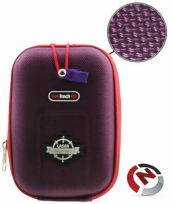 Navitech Purple Rangefinder Case Cover For The PINPOINT800C Golf La... NEW • 15.40£
