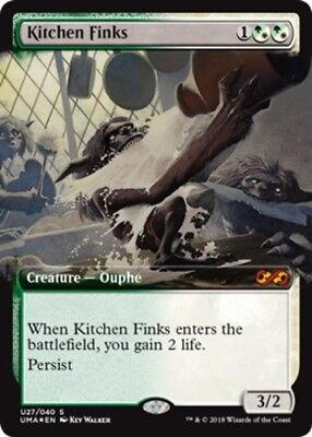 1x Kitchen Finks - Foil MTG Ultimate Masters: Box Toppers NM -ChannelFireball-  • 18.99$