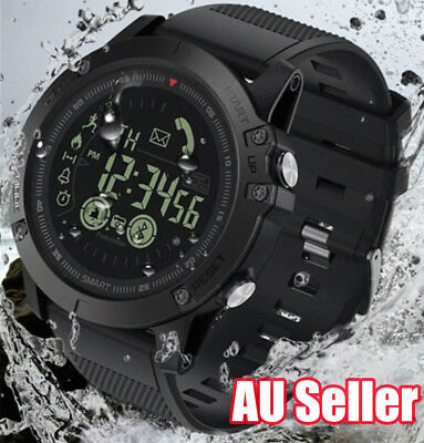 AU28.86 • Buy T1 Tact - New Military Grade Super Tough Smart Waterproof Watch 2019 NEW CO
