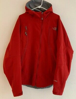 a706ef911 north face red