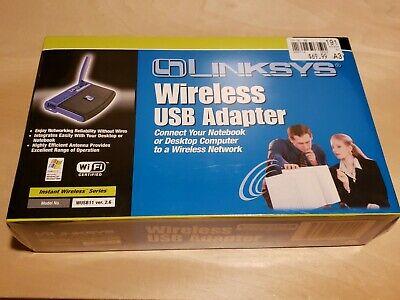 $8.95 • Buy Linksys WUSB11 Ver 2.6 Wireless Adapter