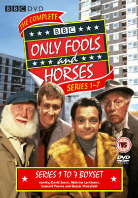 Only Fools And Horses DVD Box Set Complete Collection (Series 1-7) David Jason  • 19.89£