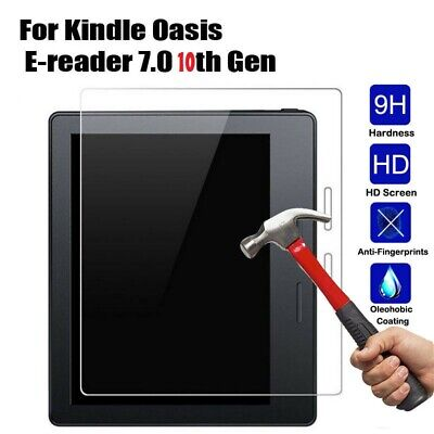 "2-Pack SOINEED Amazon Amazon Kindle Oasis E-reader 6/"" Tempered Glass Protector"