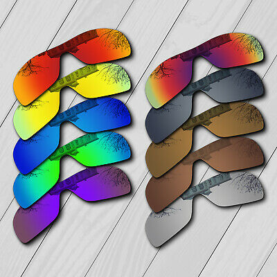 AU12.98 • Buy POLARIZED Replacement Lenses For-Oakley Batwolf OO9101 Sunglass Anti-Scratch Opt