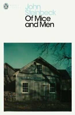 £7.86 • Buy Of Mice And Men By Mr John Steinbeck 9780141185101 | Brand New
