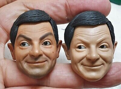 $29.90 • Buy 1/6 ENTERBAY Unpainted Mr BEAN Head Sculpt Not Suit Shoe Clothing Bags Body CY