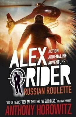 Russian Roulette By Anthony Horowitz 9781406360288   Brand New • 7.35£