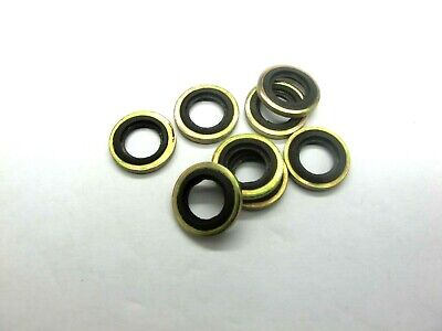 £2.99 • Buy Bonded Seal Washers IMPERIAL-SIZE 1/8  (BSP) Dowty Sealing Washer Sealing KW260