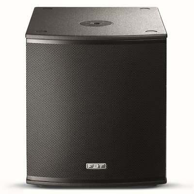£675 • Buy FBT Audio X-SUB 15SA 1200W 15  Class D Active Powered Subwoofer With EQ Settings