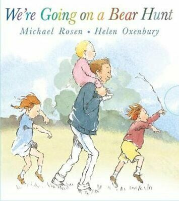 £6.04 • Buy We're Going On A Bear Hunt By Michael Rosen 9781406365634 | Brand New