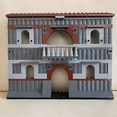 £19.99 • Buy LEGO Original Parts Medieval Fort BUILDING Playable Solid DIORAMA My Design 98