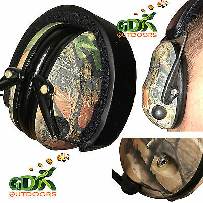 Gdk Camo,mp3 Electronic Ear Defender,electronic,muffs,camouflage, Shooting • 31.99£