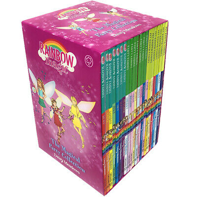 £22.60 • Buy Rainbow Magic The Magical Party Collection 21 Books Set Including 3 Series NEW