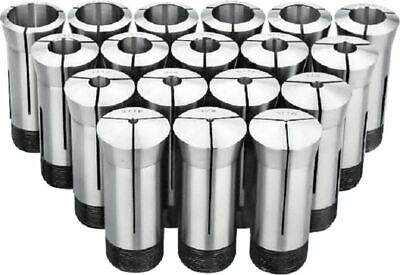 $ CDN147.99 • Buy 1/16 To 1-1/16  By16ths 17 Piece 5c Collet Set (3900-0013)