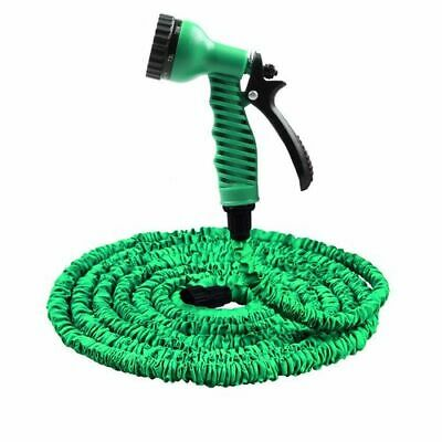 New 25FT Garden Hose Expandable Magic Flexible Water Hose Plastic Hoses Hot • 4.99£