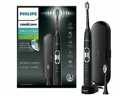 View Details Philips Sonicare ProtectiveClean 6100 Electric Toothbrush With Travel Case  • 99.99£