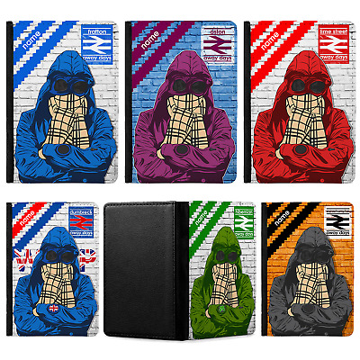 £8.95 • Buy Casual Football Passport Case Travel ID Holder Ultra Firm Crew Add Name FC