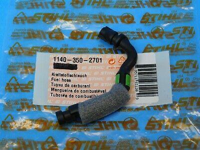 £299.64 • Buy Stihl Chainsaw Ms311 Ms362 Ms391 Gas Fuel Line Hose Oem New # 1140 350 2701
