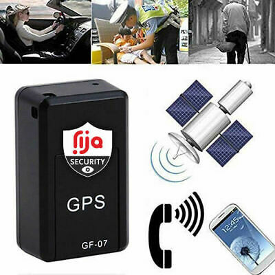 Magnetic Mini GPS Tracker Car Kids GSM GPRS Real Time Tracking Locator Device UK • 21.99£