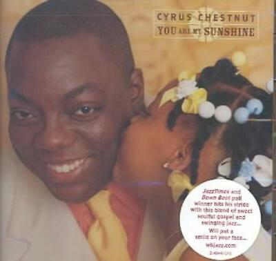 Cyrus Chestnut - You Are My Sunshine New Cd • 14.49£