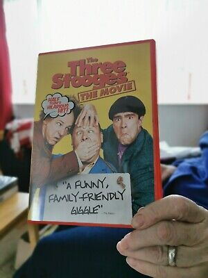 The Three Stooges (DVD, 2013) • 3£