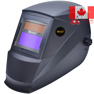 $ CDN56.88 • Buy Solar Power Auto Darkening Welding Helmet With AF-220i Shade 9-13 With Grindi...