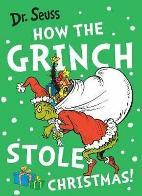 £6.77 • Buy How The Grinch Stole Christmas! By Dr. Seuss 9780007365548   Brand New