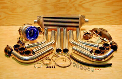 AU1642.94 • Buy Mitsubishi Dodge DSM 3g T3/T4 00-05 4g64 2.4L Turbo Kit 2000 - 2005 AWD 2.4 SOHC