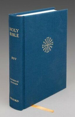 Revised Standard Version Catholic Bible: Compact Edition 9780195288568 • 10.97£