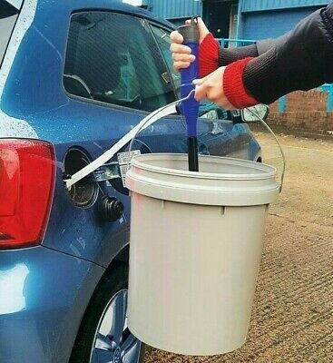 £9.95 • Buy Fuel Water & Solvents Battery Operated Syphon Liquid Remover Drain Transfer Pump