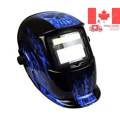 $ CDN54.63 • Buy ADF Series GX-500S Solar Powered Auto Darkening Welding Helmet With Adjustabl...