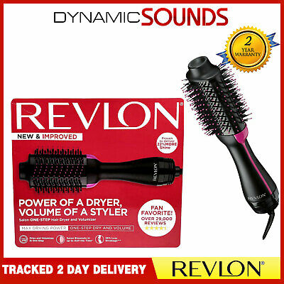 AU147.02 • Buy Revlon Pro Collection Salon One Step Hair Dryer And Volumiser - RVDR 5222 NEW