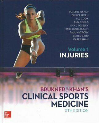 Brukner And Khans Clinical Sports Medicine Injuries, Volume 1 9781760421663 • 92.38£