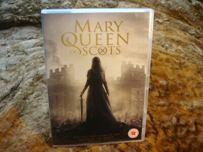 Mary Queen Of Scots. 2013/2019.dvd • 5.49£