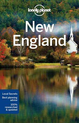 £15.37 • Buy Lonely Planet New England By Lonely Planet 9781786573247 | Brand New