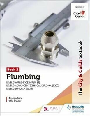 £33.98 • Buy The City & Guilds Textbook: Plumbing Book 2 For The Level 3 App... 978151041