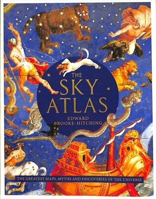 £18.66 • Buy The Sky Atlas The Greatest Maps, Myths And Discoveries Of The U... 9781471178931