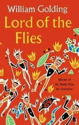 Lord Of The Flies By William Golding 9780571191475 | Brand New • 7.43£