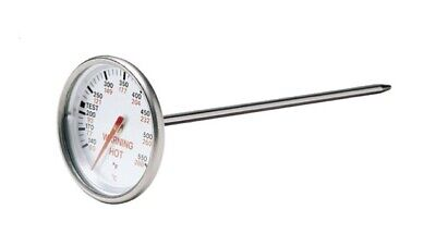 $ CDN40.59 • Buy 1x GAS GRILL THERMOMETER For Weber Genesis 62538 Dual Purpose, Genuine Part