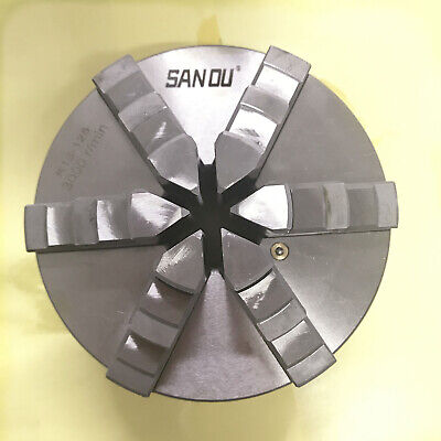 AU140 • Buy 6 Jaw Lathe Chuck Self Centering CNC Drilling Machine 100 125 160 200 315 400mm