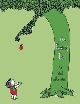 The Giving Tree By Shel Silverstein 9781846143830 | Brand New | Free UK Shipping • 9.89£